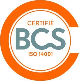 BCS ISO14001 quadri